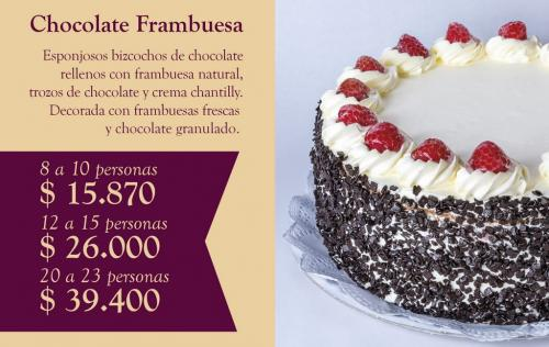 CHOCO FRAMBUESA