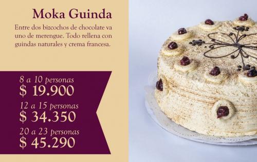 MOKKA GUINDA