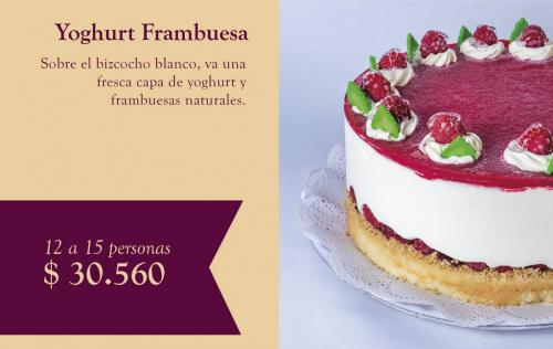 YOGURT FRAMBUESA